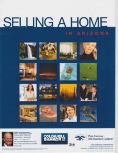 selling real estate in Arizona