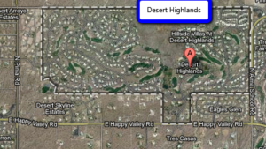 Desert Highlands Scottsdale Homes Search