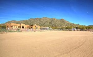 horse arena arizona,cave creek horse arena for sale