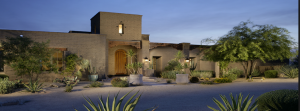 Territorial santa fe homes scottsdale arizona for Territorial style house plans