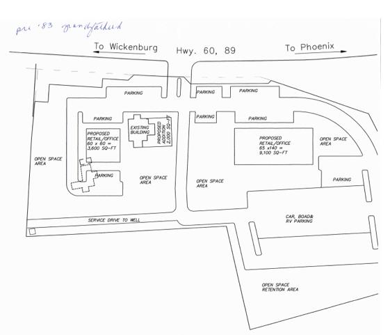 wickenburg development,office warehouse wickenburg,mini storage wickenburg,self storage wickenburg